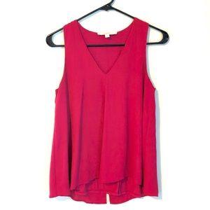 LOFT Pink Dress Top